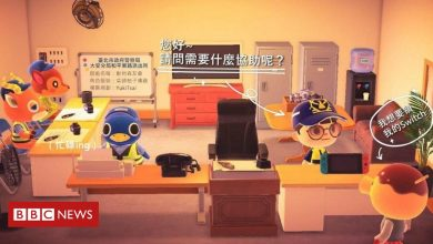Photo of Taiwan police use Animal Crossing to return lost Nintendo Switch