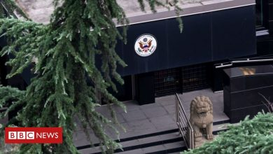 Photo of US consulate: China orders US consulate closure in tit-for-tat move
