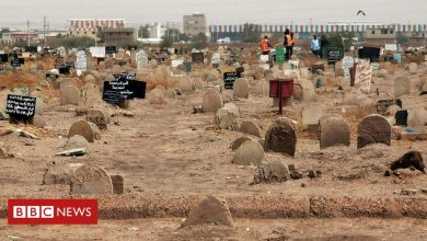 Photo of Sudan mass grave linked to anti-Bashir coup attempt
