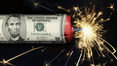 Photo of 'Blow-up' event could COLLAPSE US DOLLAR as America's debt mounts, ex-IMF official warns