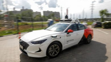 Photo of First self-driving taxis to hit Moscow streets in 2024