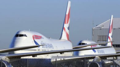 Photo of British Airways grounds entire fleet of Boeing 747 jumbo jets amid Covid-19 crisis
