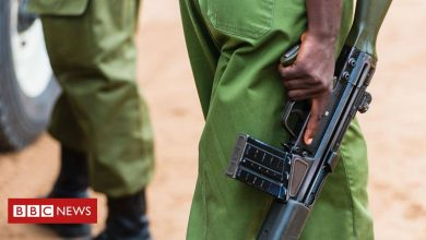 Photo of Kenyan police officers arrested after fatal shooting in Garissa