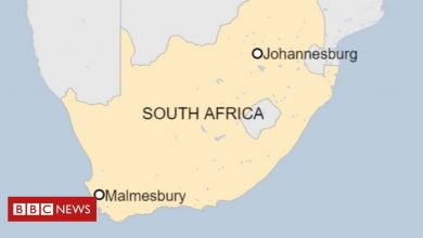 Photo of South Africa jailbreak: Malmesbury prison inmates rearrested