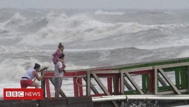 Photo of Hurricane Hanna: Flood threat remains despite weakening