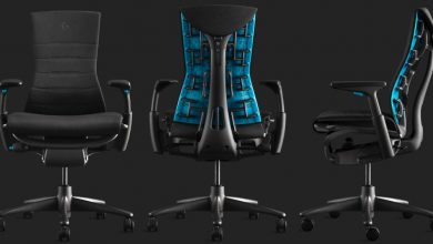 Photo of Logitech & Herman Miller Offer New Furniture for PC Gamers