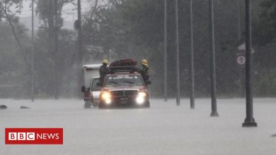 Photo of Mexico flooding: Tropical depression Hanna drenches north