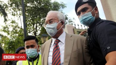 Photo of Najib Razak: Malaysian ex-PM gets 12-year jail term in 1MDB corruption trial