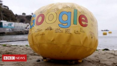 Photo of Google's new transatlantic data cable to land in Cornwall