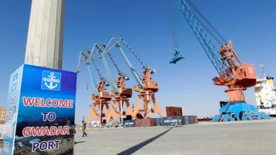 Photo of Pakistan starts transit trade via new seaport connected to China's Belt & Road