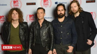 Photo of The Killers taking tour misconduct claims 'extremely seriously'