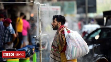 Photo of In pictures: Iraqis try to stay cool in 51C heatwave