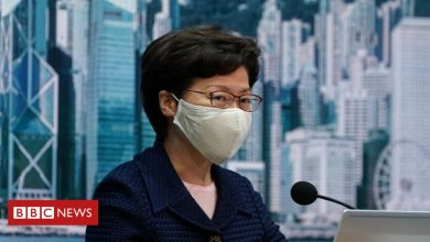 Photo of Hong Kong postpones elections for a year 'over virus concerns'