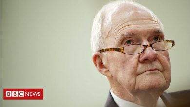 Photo of Brent Scowcroft, longtime US security adviser, dies aged 95