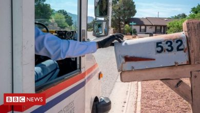 Photo of US election 2020: Democrats call for inquiry into Postal Service changes