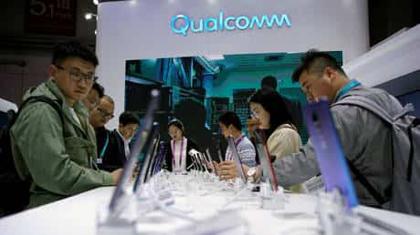 chip-supplier-qualcomm-seeks-to-avert-'costly'-us-ban-on-exports-to-huawei-–-report