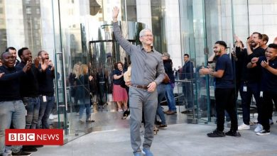 Photo of Apple boss Tim Cook joins the billionaires club
