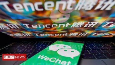 Photo of China's Tencent downplays Trump's WeChat app ban