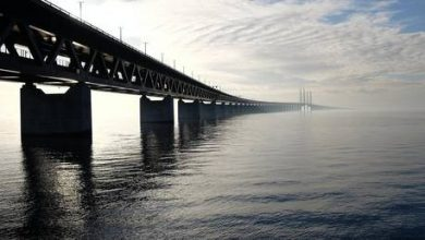 Photo of First ever railway bridge connecting Russia & China to open in 2022