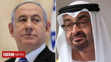 Photo of Israel and UAE strike historic deal to normalise relations