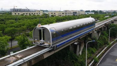 Photo of Chinese rail speeding towards exciting future by doubling network length within 15 years & introducing 600kph maglev trains