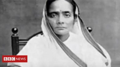 Photo of The fiery Indian student who ran a secret radio station for independence