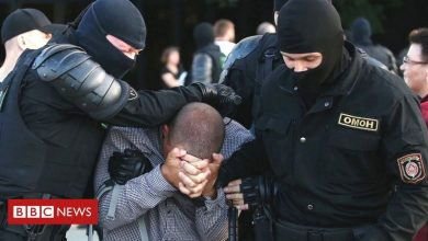 Photo of 'If you croak we don't care': Brutality in Belarus