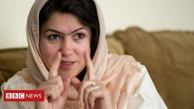 Photo of Fawzia Koofi: Afghan negotiator and campaigner shot by gunmen
