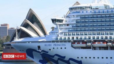 Photo of Ruby Princess: New South Wales premier apologises over cruise ship outbreak