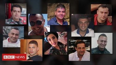 Photo of Beirut explosion: The story of Platoon Five