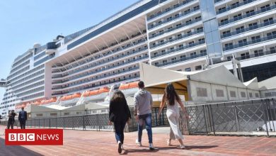 Photo of MSC Grandiosa: First Mediterranean cruise launches after five-month pause