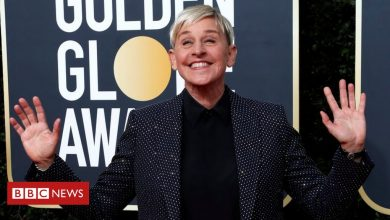 Photo of Ellen DeGeneres: Three producers fired over 'toxic workplace' claims
