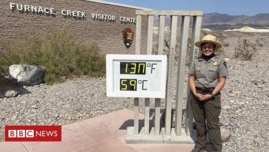 Photo of Death Valley: What life is like in the 'hottest place on Earth'
