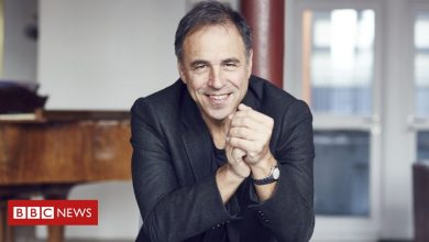 Photo of Anthony Horowitz: 'I feel the need to do the unexpected'