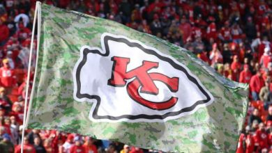Photo of Kansas City Chiefs ban fans from wearing headdresses and face paint