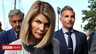 Photo of Lori Loughlin, US actress, jailed over college admissions scandal