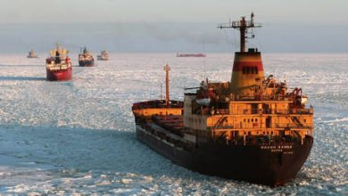 Photo of Thousands of tons of cargo to be transported via Russian Arctic sea route in 2020