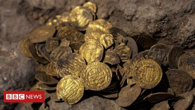 Photo of Israeli youths unearth 1,100-year-old gold coins from Abbasid era
