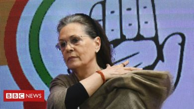 Photo of Sonia Gandhi to step down as leader of India's Congress party