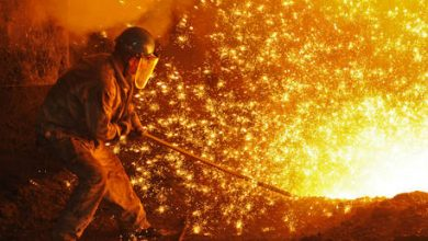 Photo of China's steel output jumps to new record high in July as demand recovers