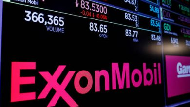 Photo of Exxon gets kicked out of the Dow Jones Industrial Average