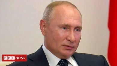 Photo of Putin says he could send police to Belarus if necessary