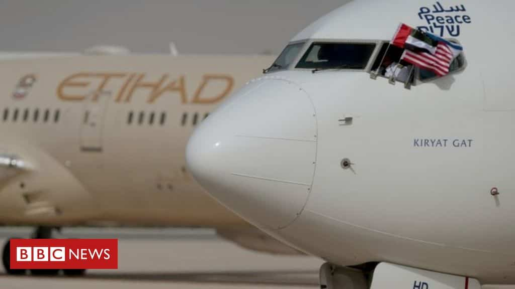 israel-and-uae-in-historic-direct-flight-following-peace-deal