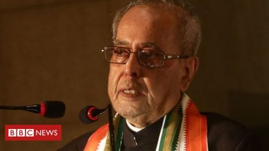Photo of Pranab Mukherjee: Former president of India dies after Covid diagnosis