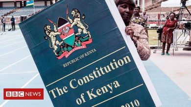 Photo of Letter from Africa: Why Kenyans are no longer cheering their constitution