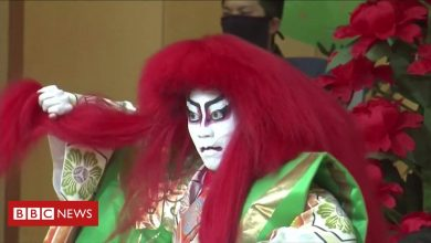 Photo of Coronavirus: Tokyo's famous Kabuki-za Theatre reopens after five months
