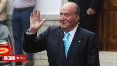 Photo of Spain's embattled ex-King Juan Carlos to leave country