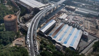 Photo of Genoa readies new bridge two years after tragic collapse