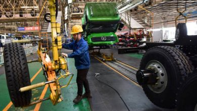 Photo of China's manufacturing activity rises at fastest pace in nearly a decade, survey shows