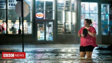 Photo of Tropical Storm Isaias lashes Carolinas, killing at least one
